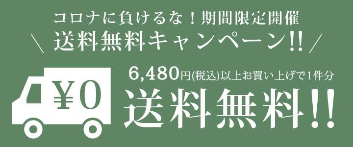 6480円送料無料バナー